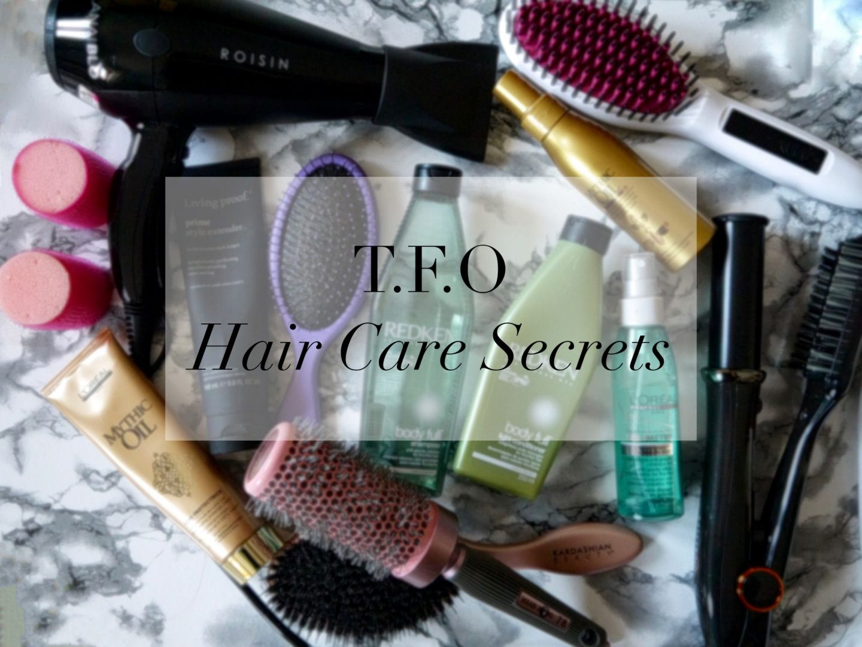 My Hair Care Secrets