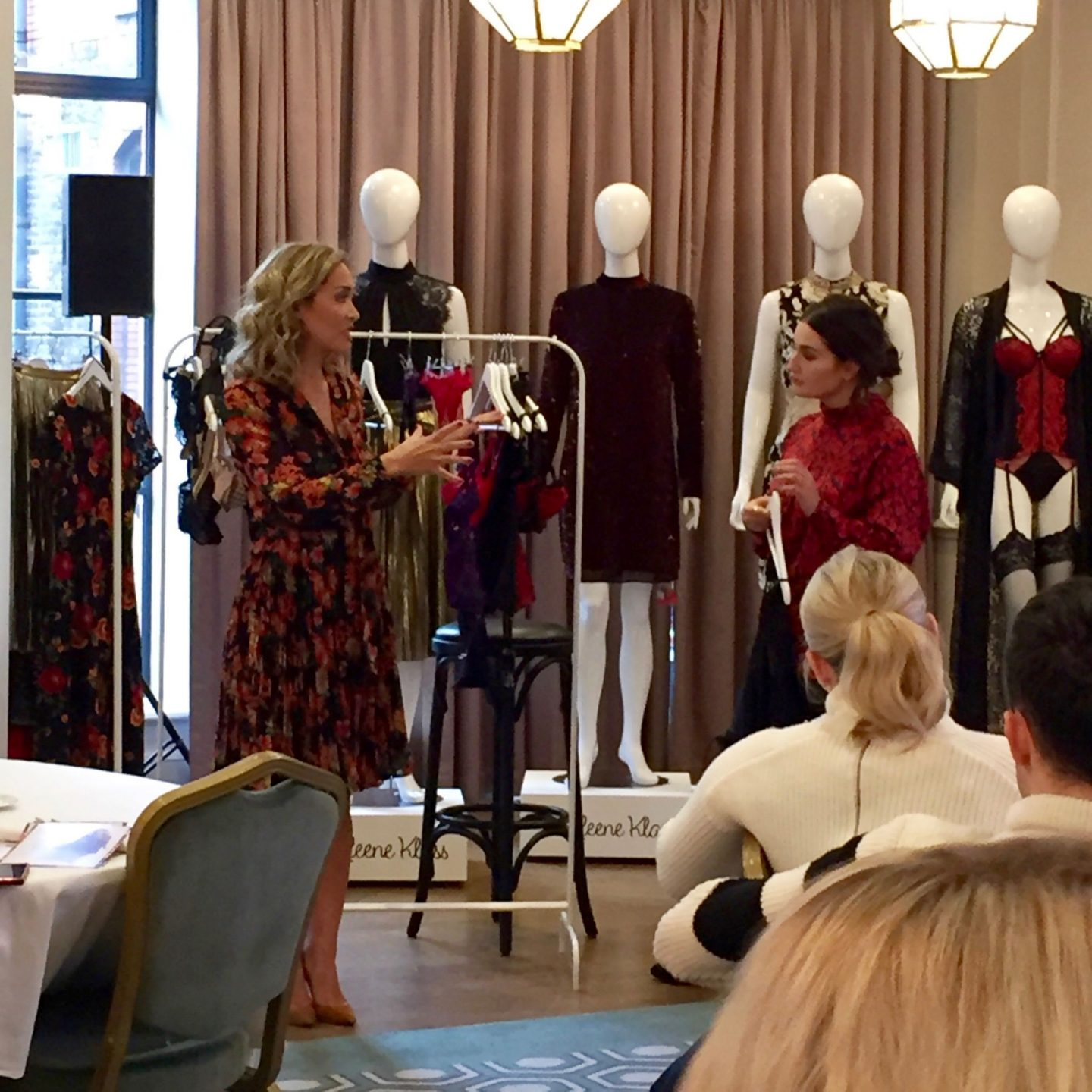 An Afternoon with Myleene Klass & Littlewoods