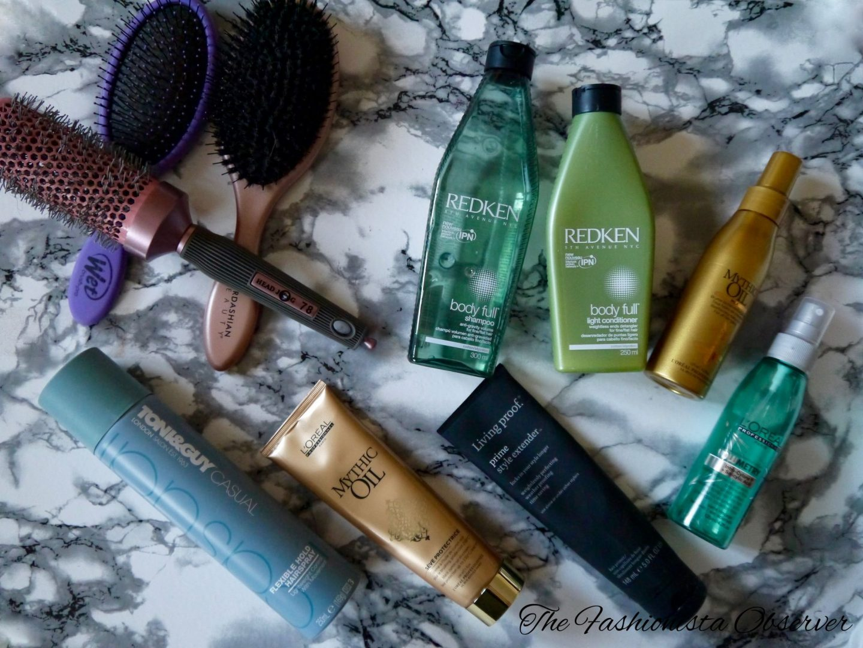The Fashionista Observer T.F.O TFO Blog Hair Care Secrets