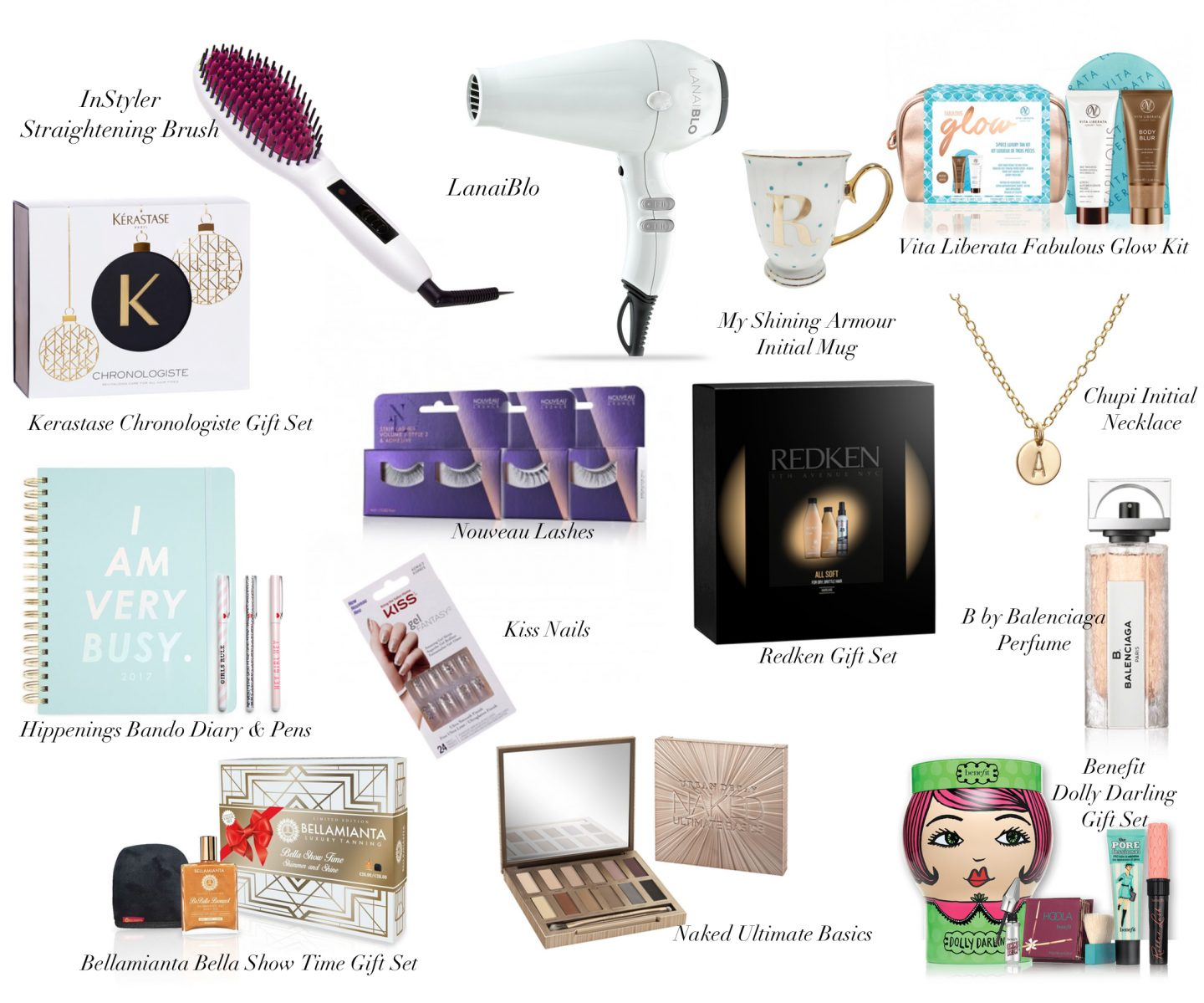 Christmas Gift Guide for Her - Everything You Need For Christmas Day The Fashionista Observer TFO