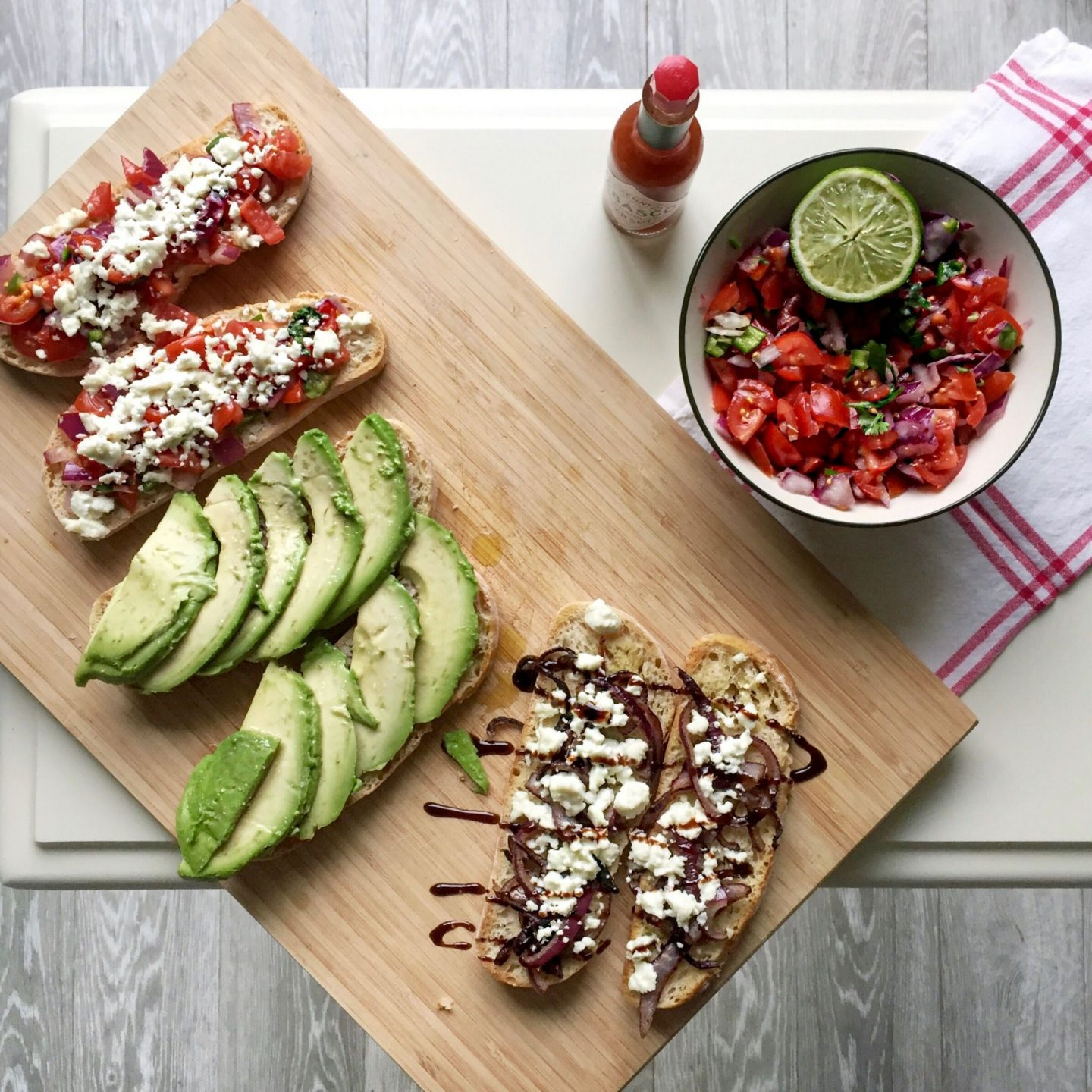 Did Someone Say Brunch? Triple Threat Brunch Toasts