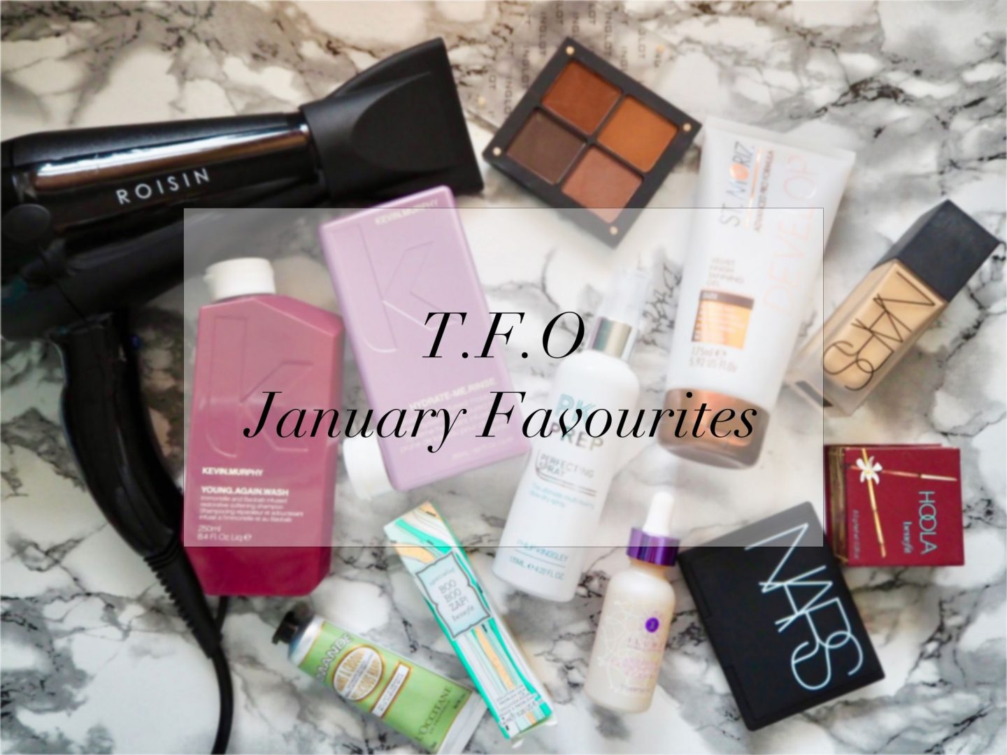 Last Month's Loves – January Favourites