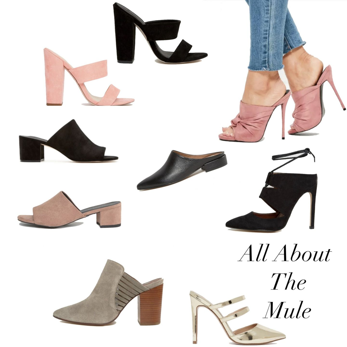 Mules The Fashionista Observer