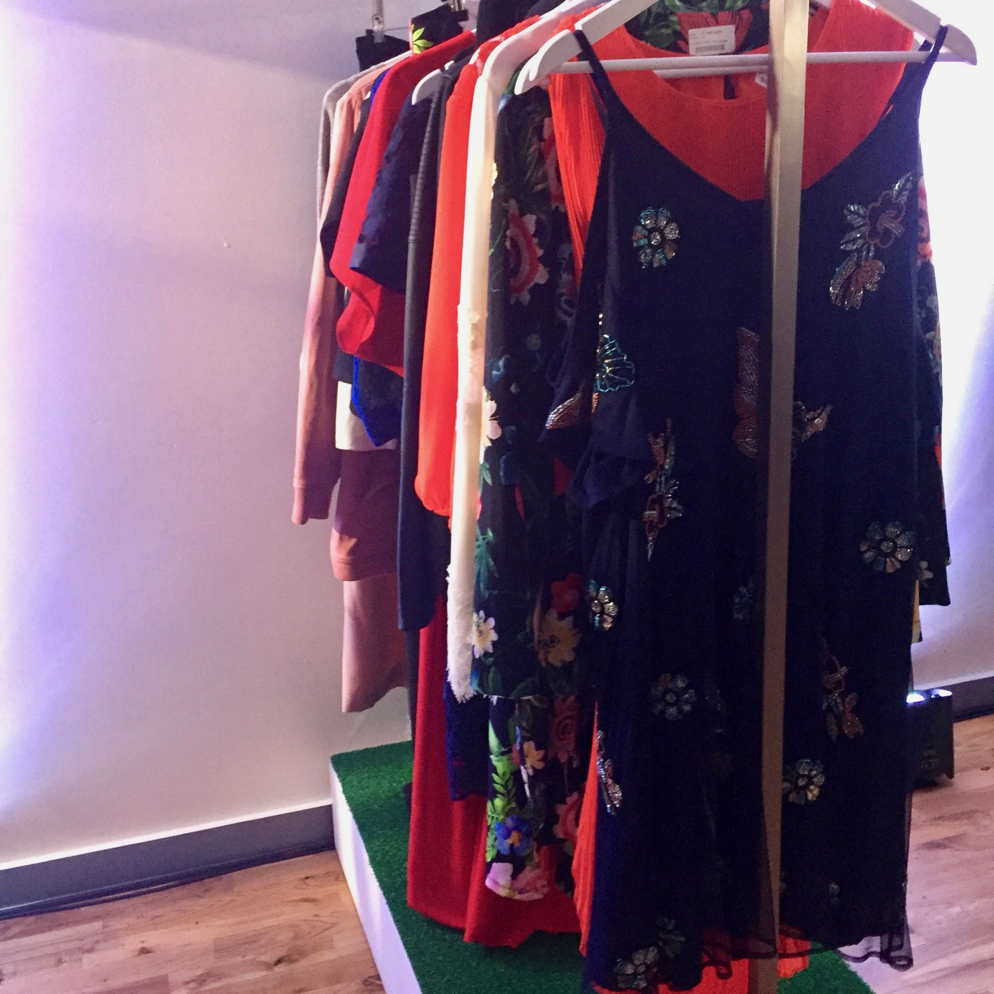 A Night With Littlewoods - Fall In Love With This Season's V by Very Collection